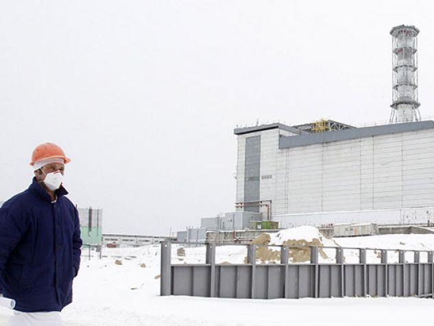 L'impianto di Chernobyl, in Ucraina