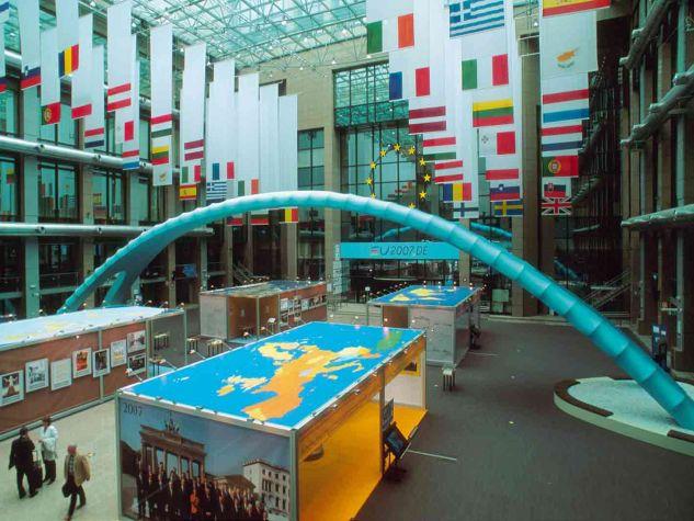 mostra per i 50 anni dell'Europa, 2007