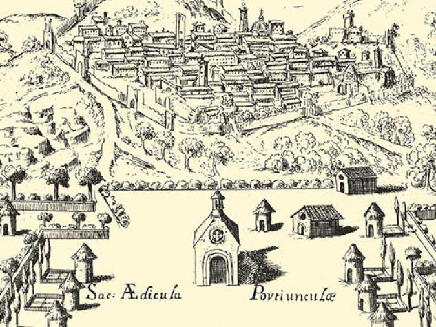 La Porziuncola basilica maggio 2021