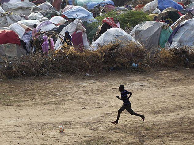 Storia di Maslah, fuggito dalla Somalia.