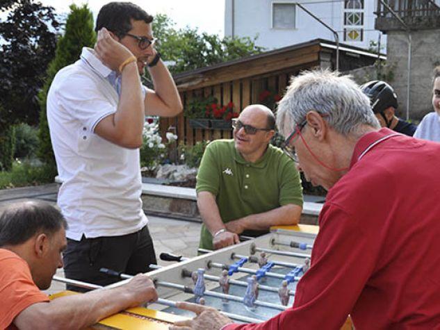 Disabili in vacanza con l'Associazione Mario Tommasi