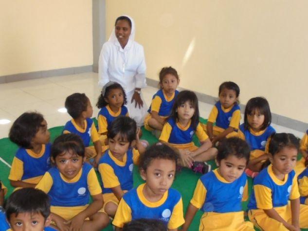 Asilo Timor Ovest