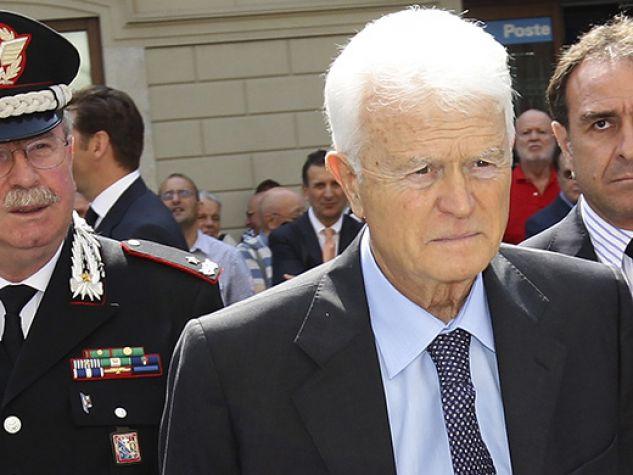 Giancarlo Caselli, in una foto del 2012