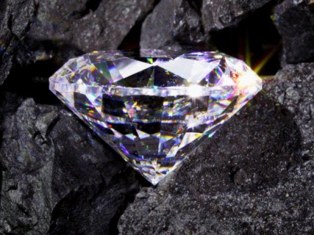Un diamante in miniera.