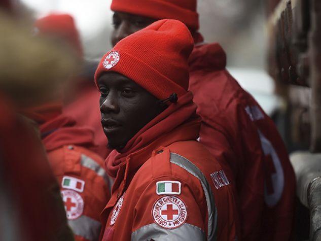 Immigrati volontari nella Croce Rossa Italiana