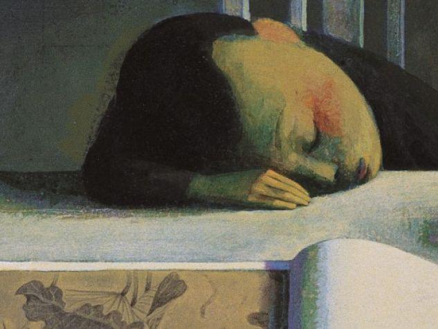 Liu Ye, «Daydream» (particolare), 1997, collezione privata, Hong Kong.