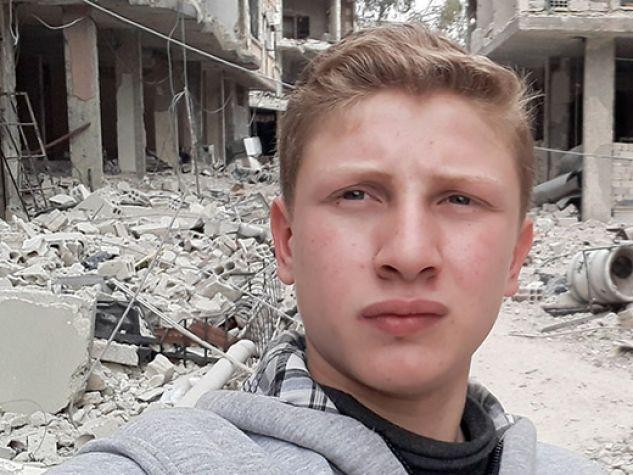Murgia Muhammad, Siria, febbraio 2021