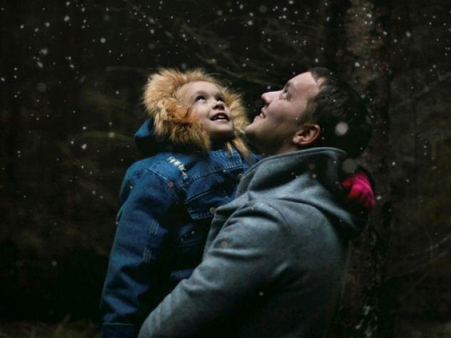 tenerezza sotto la prima neve