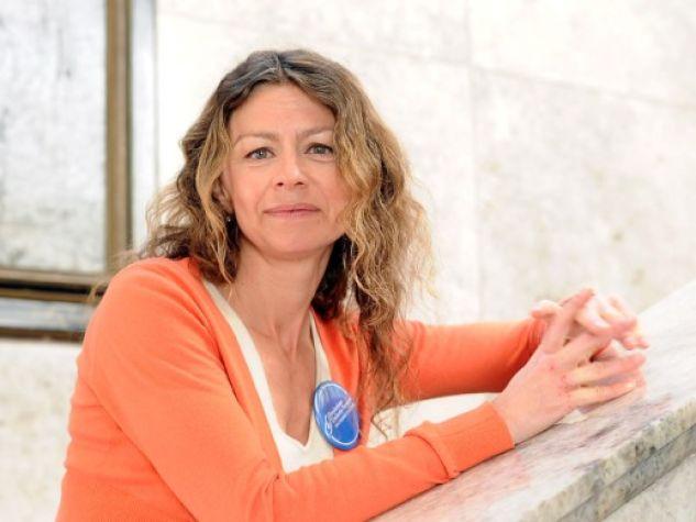 Amanda Sandrelli.