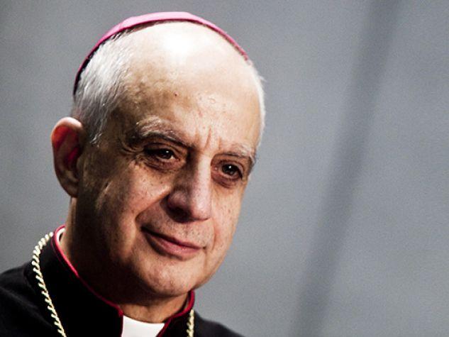 Monsignor Rino Fisichella