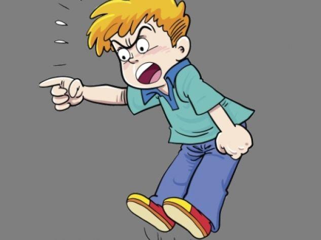 Un buon genitore non si lascia spaventare dalle reazioni dei figli.