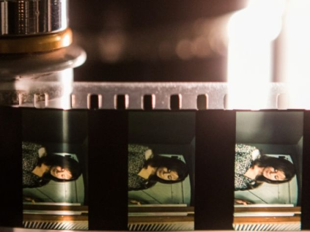Il laboratorio L'Immagine Ritrovata ha sede in quella che un secolo fa era la Manifattura Tabacchi, nel cuore di Bologna.