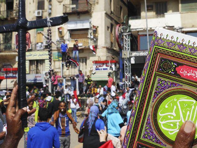 Egitto dopo la visita di Bergoglio. Lug-agosto 2017.