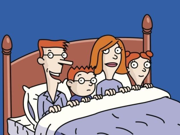 In prima elementare almeno un bambino su due passa la notte nel talamo coniugale dei genitori