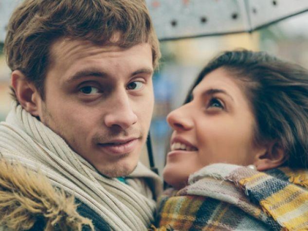 Una giovane coppia