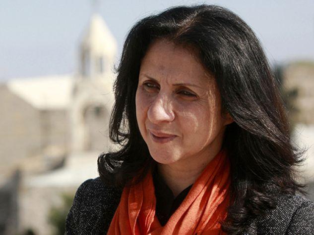 Vera Baboun, sindaco di Betlemme. Claudio Imprudente.