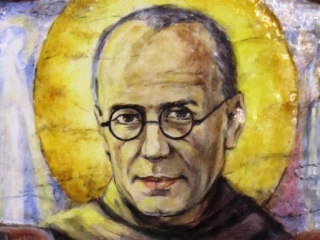 padre Massimiliano Maria Kolbe