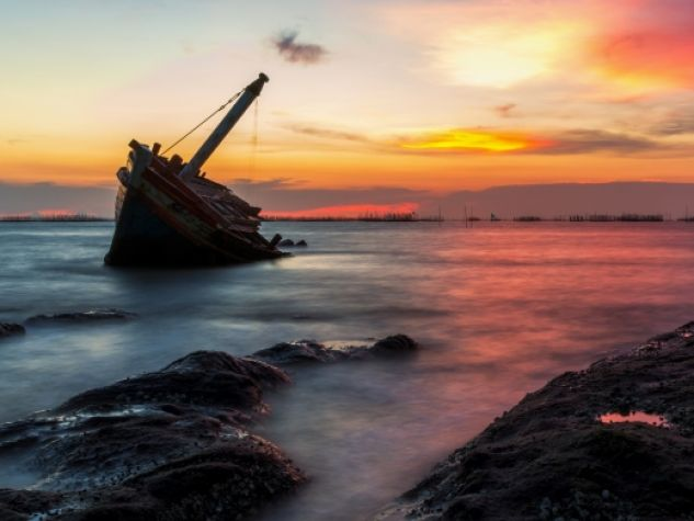 Un «mare» ostile, oltre che sciagure, può portare con sé anche guarigione e crescita.