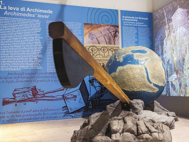 Archimede e Siracusa mostra fino al 31 dicembre Emi ottobre 2019-foto notizia 11 ottobre