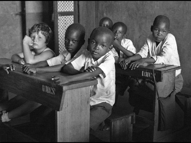 Uganda, classe mista 1993