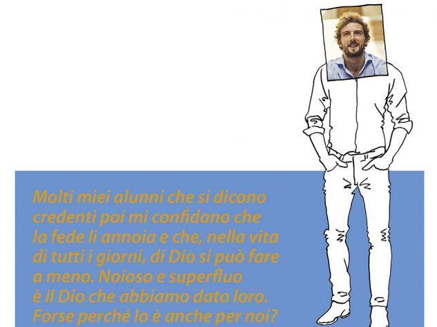 profilo e frase di Alessandro D'Avenia