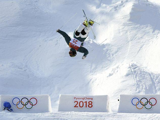 Olimpiadi invernali 2018 Corea Sud 9-25 febbraio 2018, uscita foto 10 feb 2018