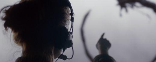 Una scena tratta da «Arrival» (USA 2016), di Denis Villeneuve.