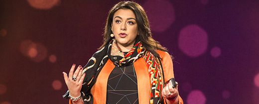 Laura Indolfi, ricercatrice biomedica