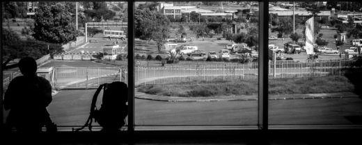 l'aeroporto di Addis Abeba