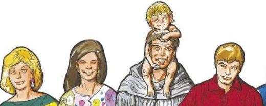 Sant'Antonio a braccetto con i giovani