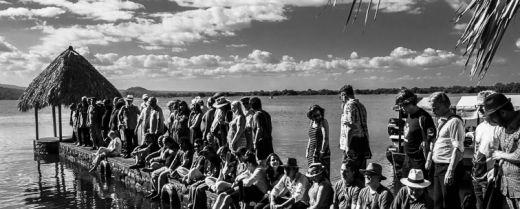 poeti sulla sponde del Lago Cocibolca