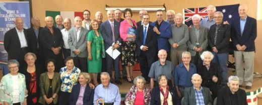 «Storie di Italo-australiani di Canberra»