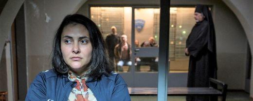 L'attrice Zorica Nusheva interpreta la 32enne Petrunya nel film di Teona Strugar Mitevska.