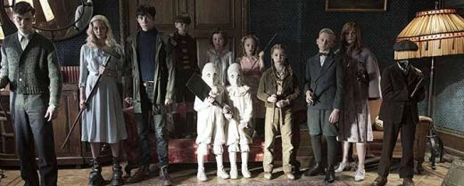 Cinema Miss Peregrine