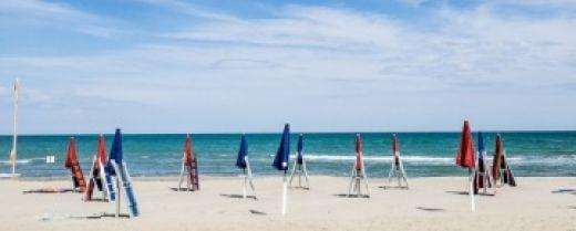 La spiaggia di Scanzano