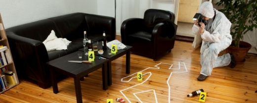 Sulla scena del delitto...