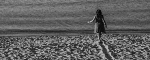 Erika al mare di Chiatona
