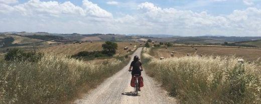 Francigena, la Via di Monica