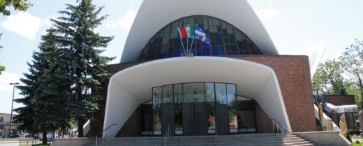 La parrocchia italiana dedicata alla Madonna di Pompei a Montreal.