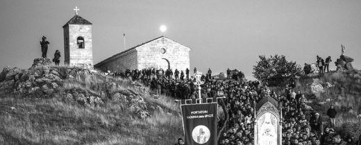 La processione della Madonna di Viggiano