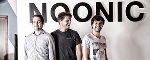 I fondatori di Noonic, tornati in Italia con la loro tech company