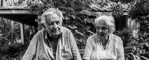 Pepe Mujica e Lucia Topolanski.