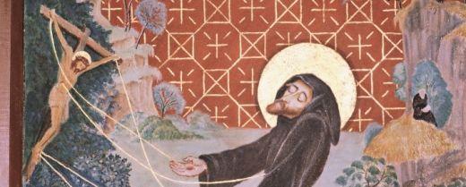 San Francesco d'Assisi riceve le stimmate
