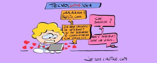 vignetta TecnoLoveGia