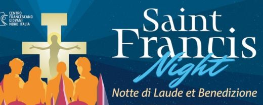 La locandina di Saint Francis night