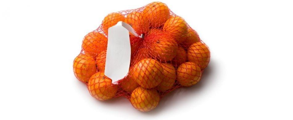 Un retino delle arance