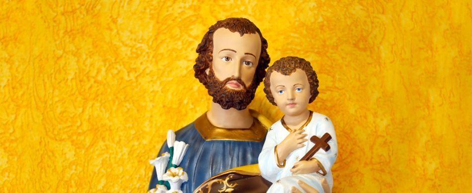 San Giuseppe, l'«antimacho»