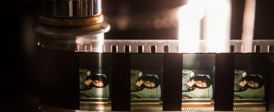 pellicola in restauro