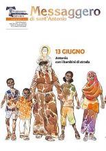 Copertina Messaggero di sant'Antonio giugno 2021