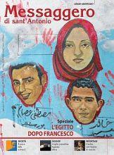 Copertina Messaggero di sant'Antonio luglio-agosto 2017